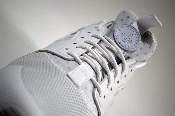 "Nike Air Huarache Run Ultra Trainers<span class=""prodcode""><br>819685-101</span>"