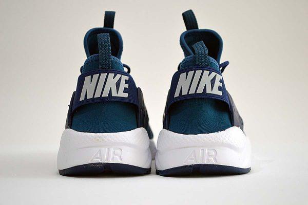 """Nike Air Huarache Run Ultra Trainers <span class=""""prodcode""""><br>GS 847569-411</span>"""