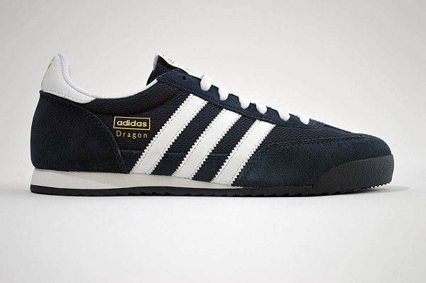 "Adidas Dragon Mens Trainers <span class=""prodcode""><br>G50919</span>"