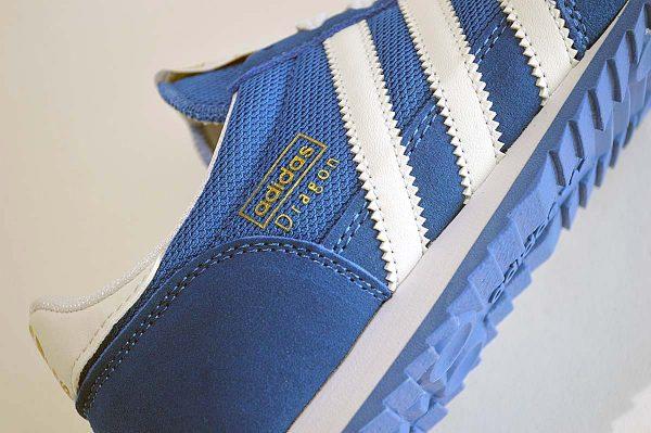"Adidas Dragon Mens Trainers <span class=""prodcode""><br>G50922</span>"