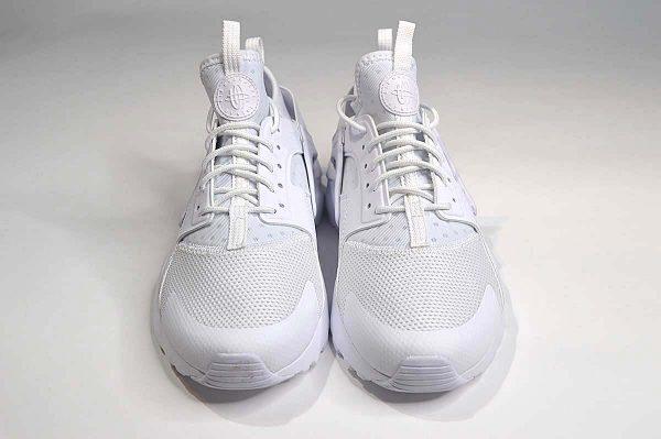 """Nike Air Huarache Run Ultra Trainers <span class=""""prodcode""""><br>GS 847569 100</span>"""