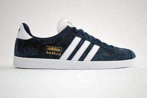 "Adidas Gazelle Mens Trainers <span class=""prodcode""><br>OG Q21600</span>"