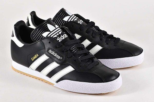 "Adidas Samba Super Trainers <span class=""prodcode""><br>019099</span>"