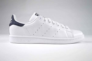 "Adidas Stan Smith White Trainers <span class=""prodcode""><br>M20325</span>"