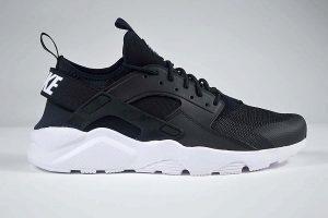 "Nike Air Huarache Run Ultra Trainers <span class=""prodcode""><br>819685-016</span>"