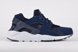 "Nike Huarache Run Trainers <span class=""prodcode""><br>GS 654275-411</span>"